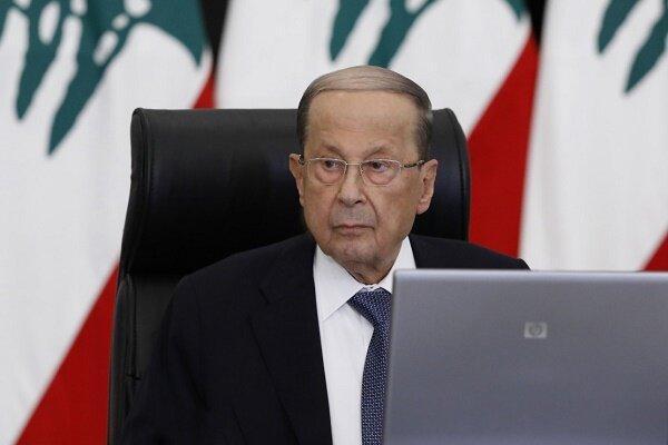 واکنش میشل عون به فرار زندانیان از زندان بعبدا بیروت