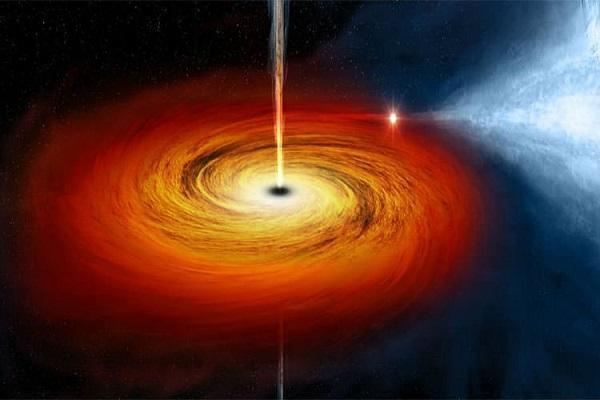سیاه چاله ها چگونه ناپدید می شوند؟!