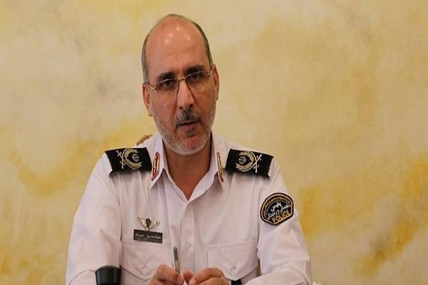 درخواست پلیس از ستاد کرونا؛ تغییرساعت اعمال محدودیت تردد شبانه از 21 به 22