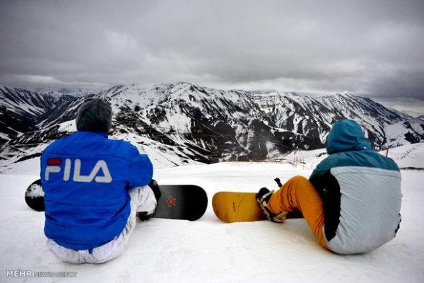 یک روز اسکی چقدر آب می خورد؟، خانواده ای که هر سال کوچکتر می گردد