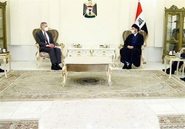 سید عمار حکیم در ملاقات با سفیر آمریکا: حرمت حکومت عراق باید حفظ گردد
