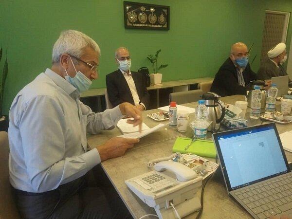 آنالیز دو طرح کلان علمی در جلسه کمیسیون دائمی شورای علوم، تحقیقات