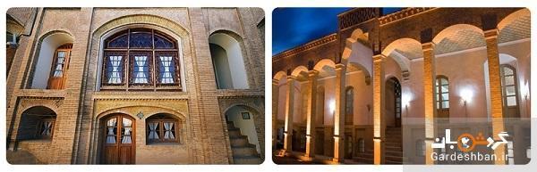 خانه لطفعلیان همدان؛تنها موزه شهر ملایر، عکس