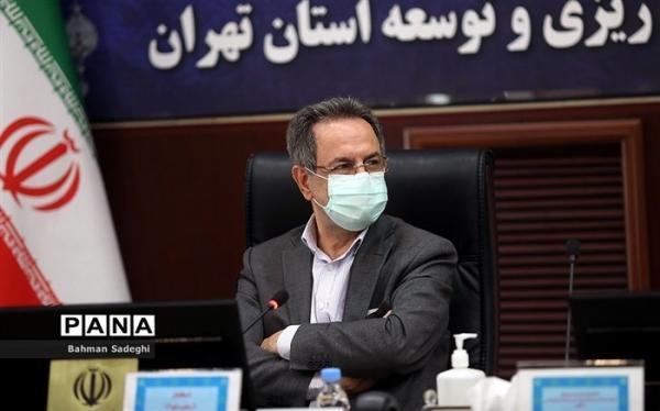 انتقاد استاندار تهران از عدم حضور بعضی مدیران در جلسات استانی