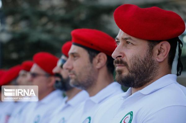 خبرنگاران اعزام 3 تیم عملیاتی هلال احمر به منطقه زلزله زده سراب