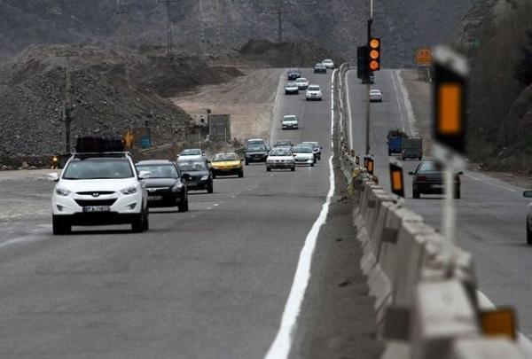 افزایش ترددها در محورهای جاده ای خراسان جنوبی