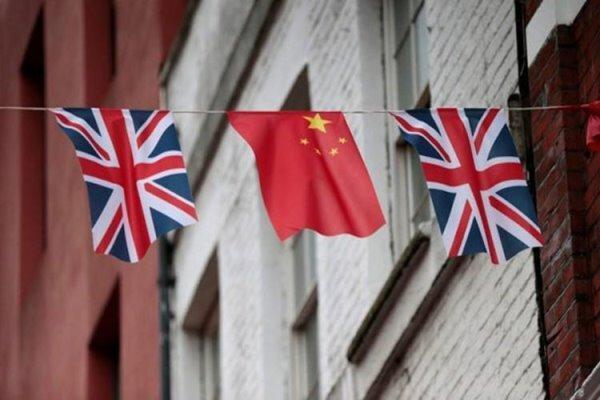 چین 13 فرد و نهاد انگلیس را تحریم کرد خبرنگاران