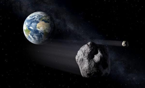 3 سیارک امروز از کنار زمین می گذرند