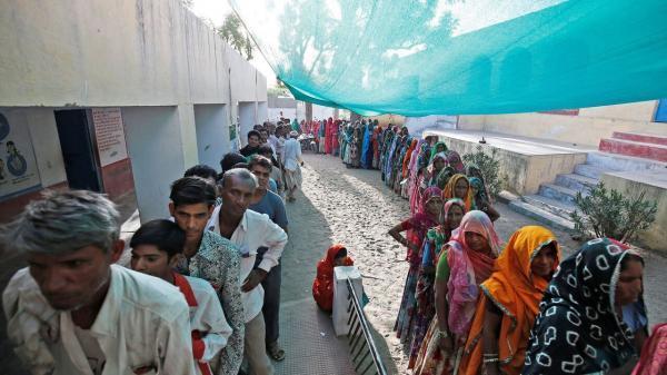 خبرنگاران نگاهی به فرایند انتخابات و تشکیل دولت در هند