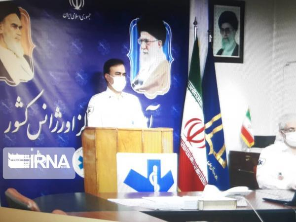 خبرنگاران بهره برداری از چهار طرح اورژانس استان همدان شروع شد