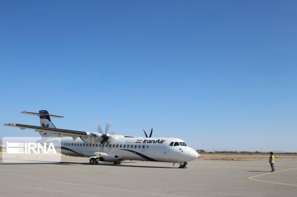 خبرنگاران تعداد پروازهای فرودگاه یاسوج افزایش یافت