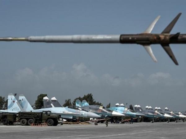 روسیه پایگاه هوایی خود در سوریه را توسعه داد