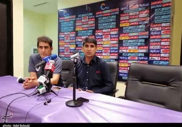 سرمربی شاهین: حد توان ما مقابل بهترین تیم آسیا همین بود، فکر می کنید می گذارند تیم بندر عامری قهرمان گردد؟!