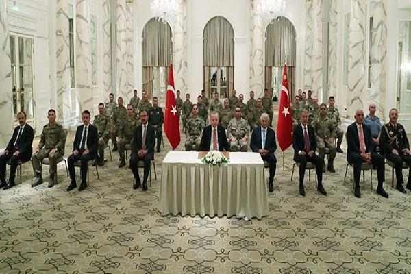 اردوغان: به بایدن گفتم انتظار تغییر جهت ترکیه از اس-400 را نداشته باشد