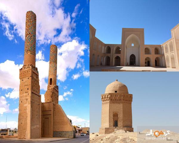 سالگرد ثبت اولین آثار تاریخی یزد یادآور قدمت و اصالت دیار ابرکوه