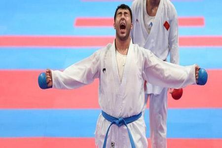 المپیک توکیو ؛ فزونی گنج زاده در نخستین گام