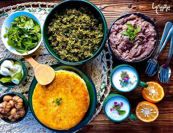 طرز پخت سیرواویج؛ یک غذای خوشمزه گیلانی