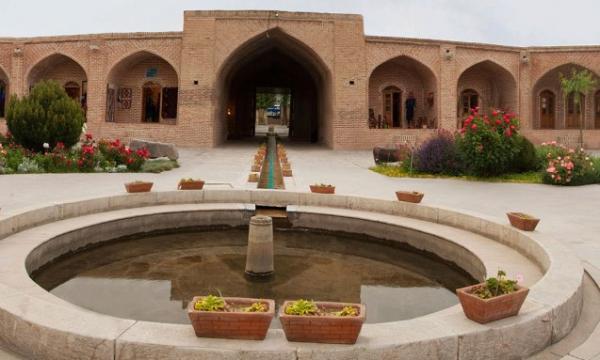 مکان های گردشگری اصفهان