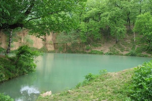 غرق شدن یک جوان در چشمه گل رامیان
