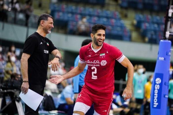تور تایلند ارزان: درخشش صابر کاظمی مقابل والیبال تایلند، کنفدراسیون آسیا: تایلند اشتباهات زیادی داشت