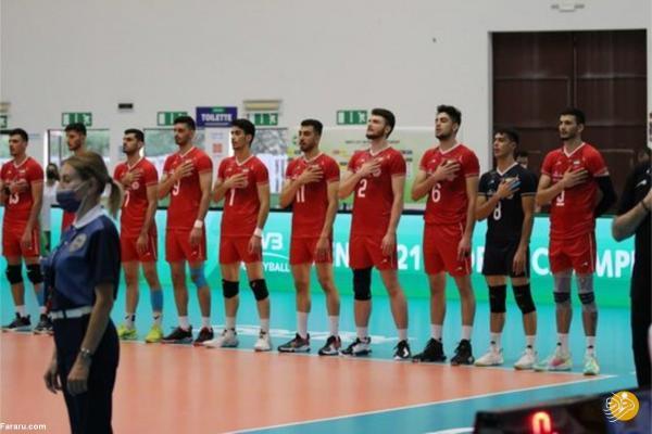 اقدامی عجیب در والیبال ایران