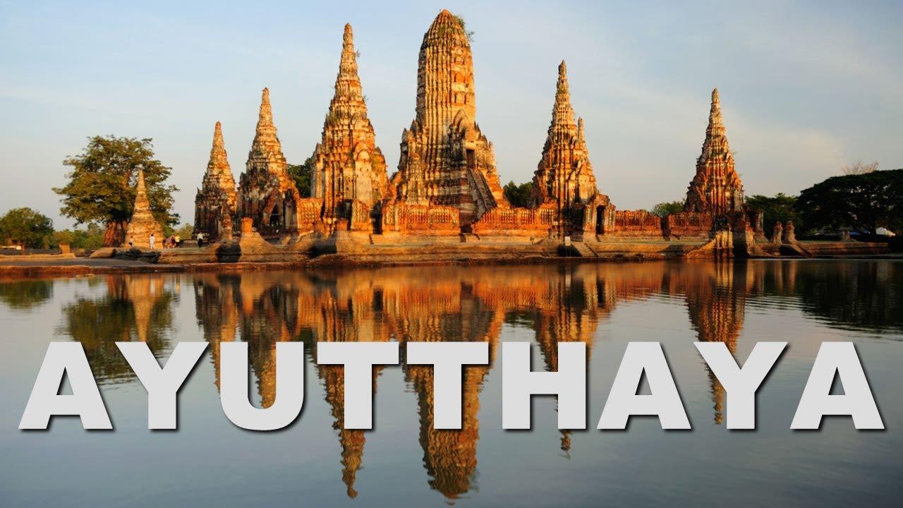 سفر  از بانکوک به Ayutthaya