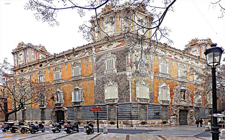 سازه های عجیب شهر والنسیا اسپانیا