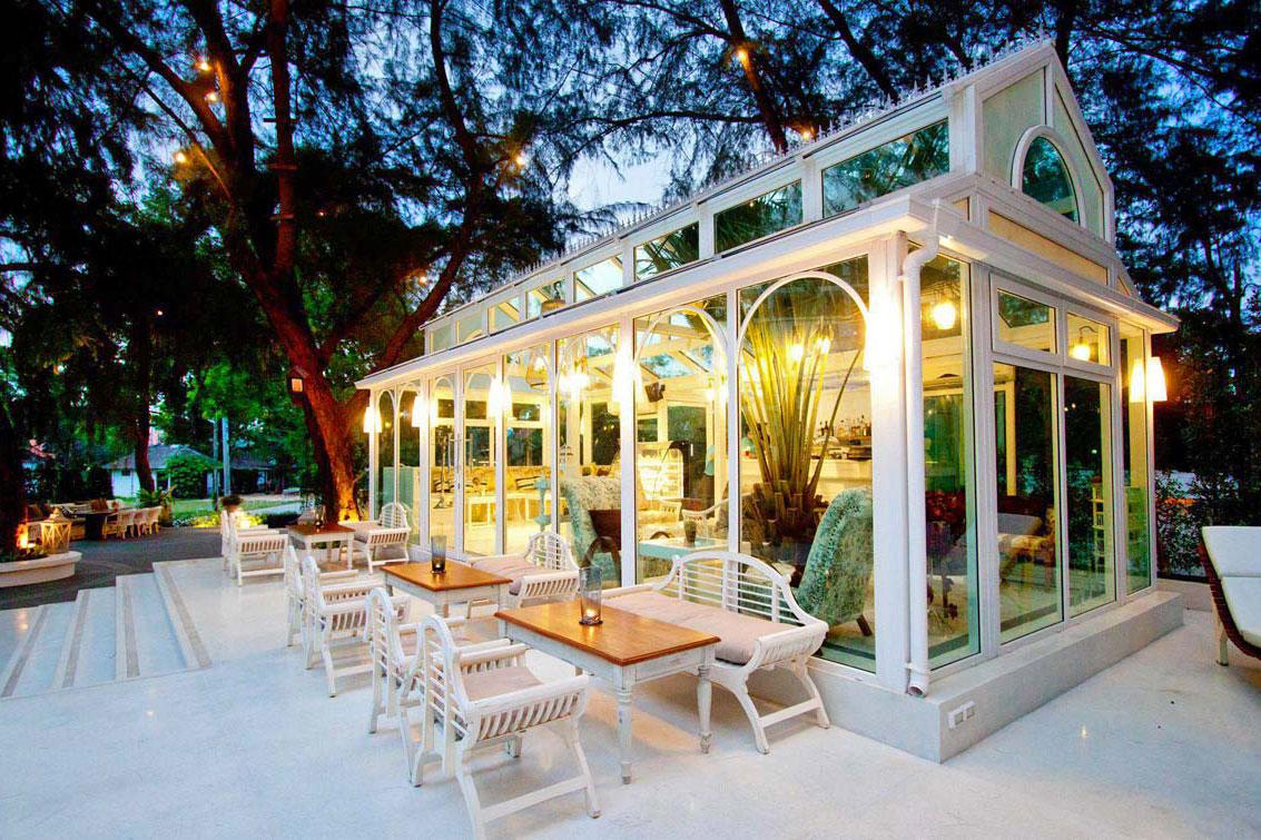 رستورانهای لوکس پاتایا