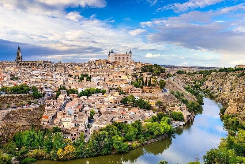 جاذبه های کشور اسپانیا در لیست یونسکو