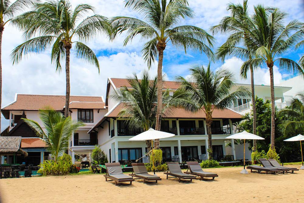 هتل بان بوفوت بیچ سامویی