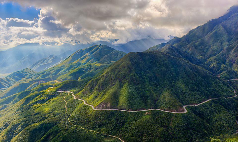 کوهستان هوانگ شان در کشور چین