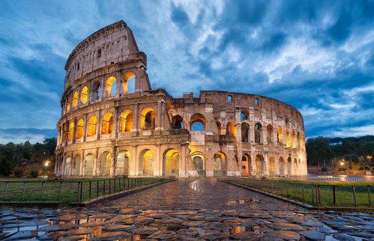 با بنای تاریخی کولوسئوم آشنا شوید