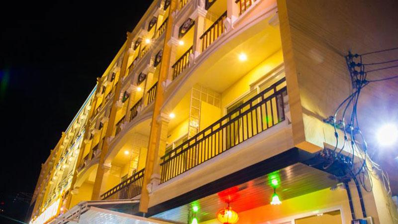 هتل له هوا (Le Hua) تایلند