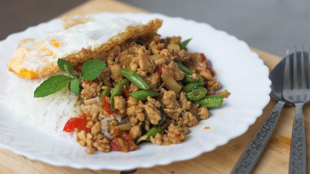 بهترین غذاهای خیابانی تایلند
