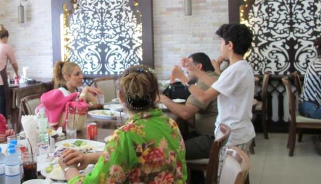 رستوران های ایرانی پاتایا