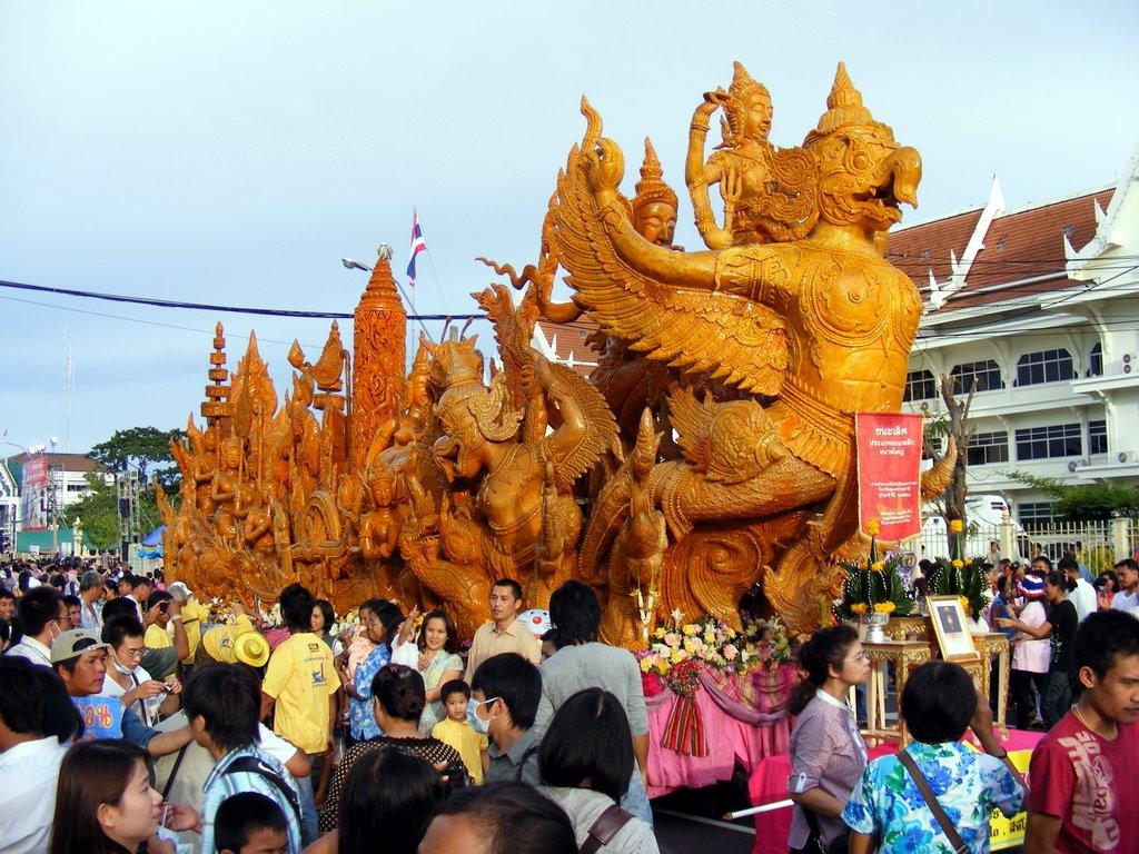 بهترین جشن های تایلندی